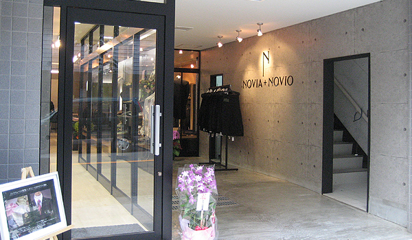 ノービアノービオ大阪店