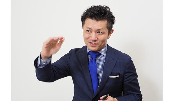 ムーヴ株式会社 代表取締役 向井康祐氏