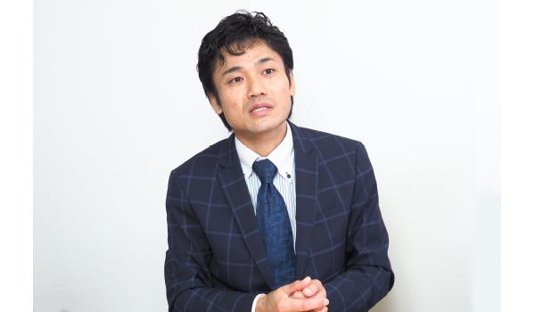 日本郵便株式会社 国際事業部 担当部長・久田 雅嗣氏