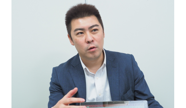 アーカス・ジャパン株式会社 代表取締役社長  松原晋啓氏