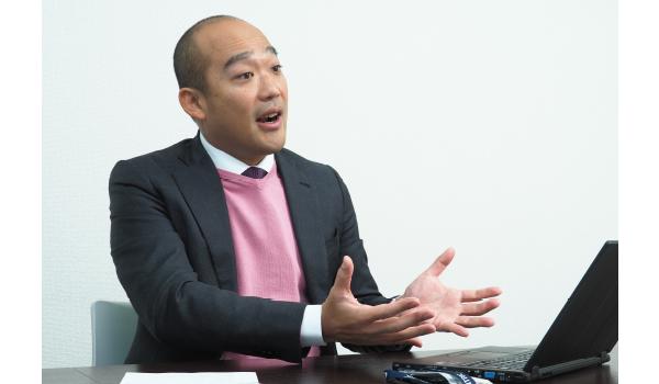 CENTRIC株式会社 代表取締役社長 山田亮氏