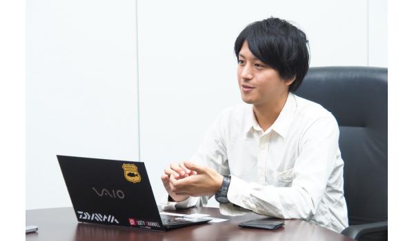 株式会社CHINTAI メディアディビジョン メディアグループ 田中康介氏