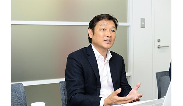 株式会社スクロール360 営業部 部長 鈴木 康晴氏