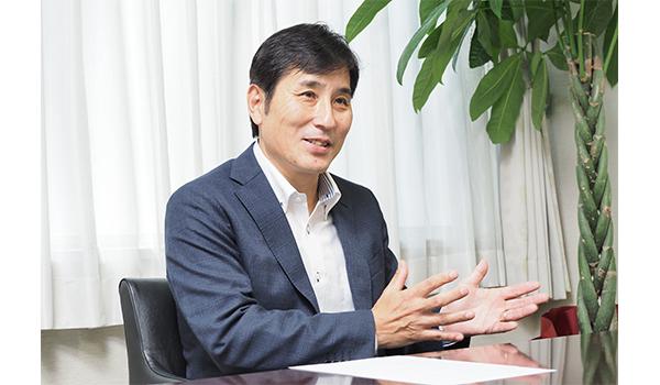 株式会社流通サービス 営業本部 第一営業部 次長 小松 薫氏