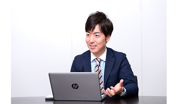 株式会社ビアンネ ソリューション事業部 部長 山口 美久氏