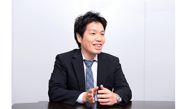 株式会社エルテックス ソリューションサービス部 S3グループ グループマネージャー 上坂 佳裕氏
