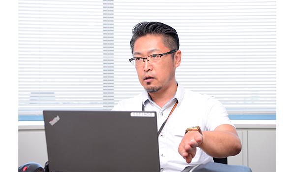 ハートコール本部 ハートコール部 部長 名城 修氏