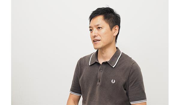 事業戦略部 部長 商品企画開発ディレクター 安原貴之氏