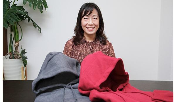 Tshirt.st アパレル事業部 アマゾン店 店長 高田 奈緒美氏