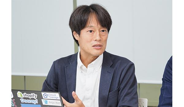 NHN JAPAN株式会社 パートナー事業部 事業部長 齋藤直氏