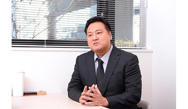 ネクストリング株式会社 代表取締役 須藤範丈氏