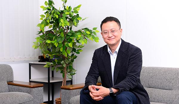 24ABC株式会社 取締役 韓 徳鵬氏